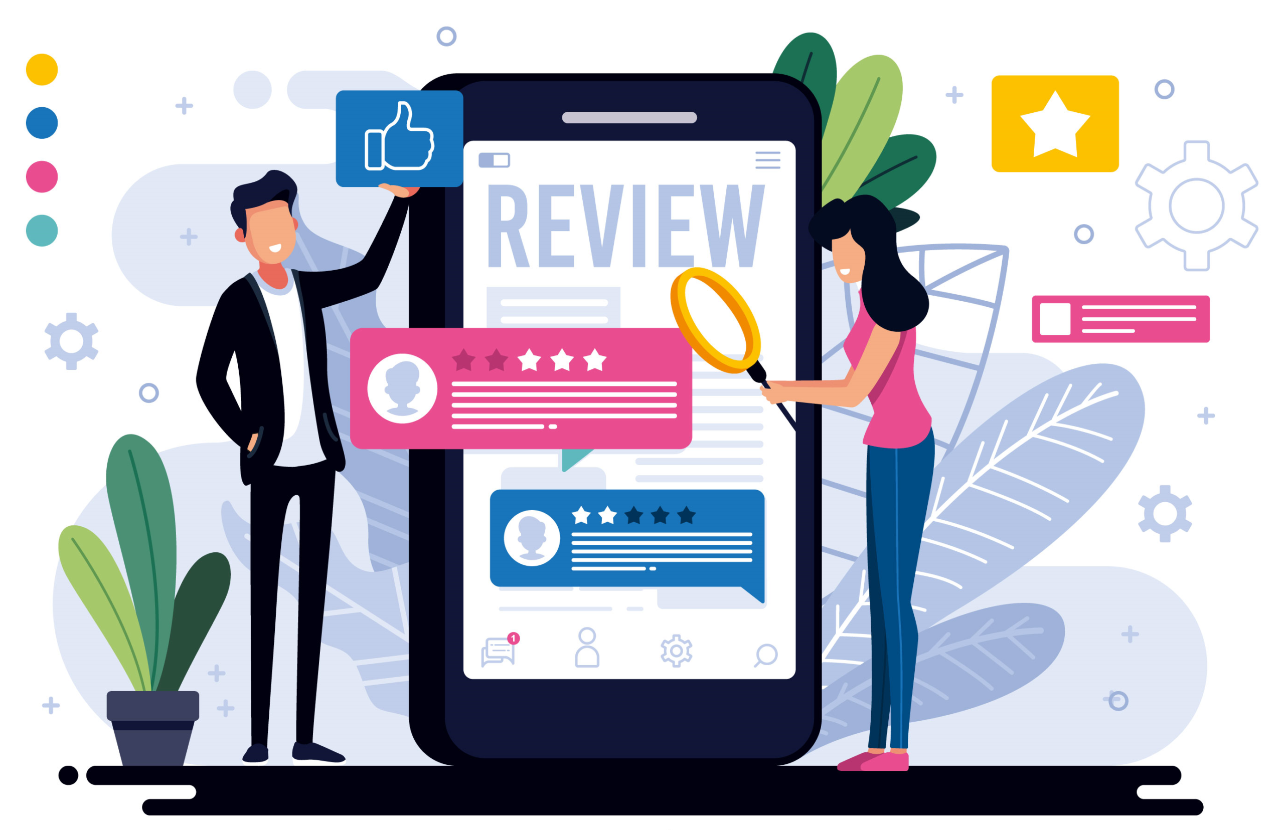 IDENTIFY NEGATIVE REVIEWERS AND PREVENT THE ISSUE BEFORE IT GOES PUBLIC